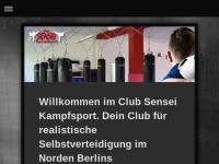 Sensei Kampfsport e.V. Berlin
