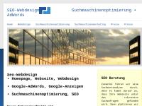 SEO Webdesign, Hans d'Heureuse
