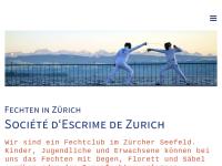 Société d'Escrime de Zurich SEZ