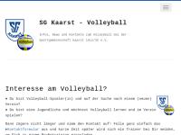 SG-Kaarst 1912/35 e.V. - Volleyballabteilung