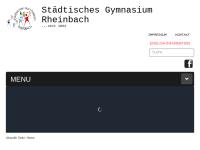 Städtisches Gymnasium Rheinbach