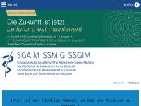Schweizerische Gesellschaft für Innere Medizin