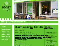 shady cafe - bar - restaurant