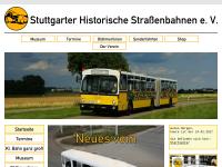 Stuttgarter Historische Straßenbahnen e.V.