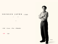 Hair salon Tokyo - Shingen Japon