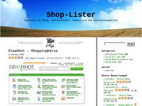 Shop-Lister.de