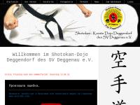 Shotokan Karate Dojo Deggendorf