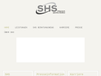 SHS Unternehmensberatung GmbH
