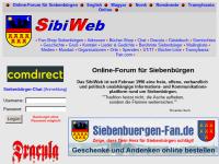 SibiWeb - Siebenbürgische Genealogie