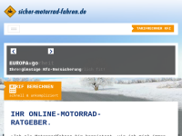 sicher-motorrad-fahren.de
