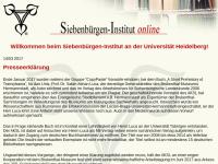 Siebenbürgen-Institut