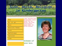 Sinn, Werte, Religion im Kindergarten