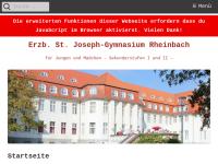 Erzbischöfliches St.-Joseph-Gymnasium Rheinbach