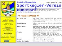 Sportkegler-Verein Wunstorf e.V.