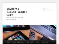 Skyberts kleine PDA-Website