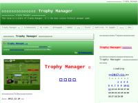 サッカーゲーム Trophy Manager プレー日記