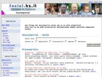 Sozialportal Südtirol