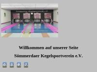 Sömmerdaer Kegelsportverein e.V.
