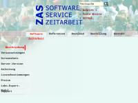 ZAS Software Service Zeitarbeit