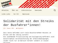Linksjugend ['solid] Hessen