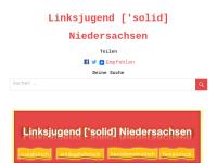 Linksjugend ['solid] Niedersachsen