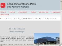 Sozialdemokratische Partei Aargau - SP