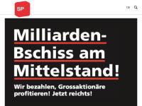 Sozialdemokratische Partei Kanton Luzern - SP