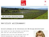 SPD-Kreisverband Breisgau-Hochschwarzwald