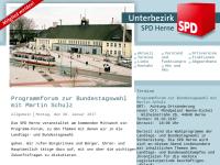 SPD Unterbezirk Herne