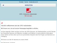 SPD-Unterbezirk Holzminden