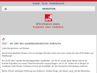 SPD-Ortsverein Uelzen