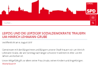 SPD-Kreisverband Leipzig-Borna