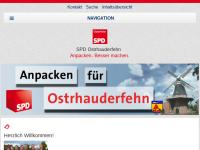 SPD Ortsverein Ostrhauderfehn