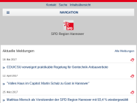 SPD-Unterbezirk Region Hannover