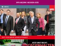 SPD-Bezirk Hessen-Süd