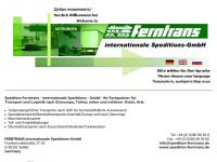 FERNTRANS internationale Speditions-GmbH