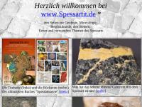 Mineralogie und Geologie des Spessarts