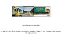 Schröder Spetrans GmbH