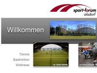 Sportforum Alsdorf