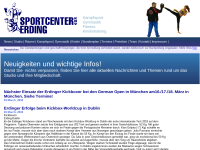 Sportcenter KBV Erding