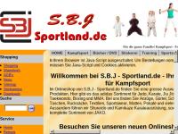 S.B.J - Sport und Freizeit - B. Junge