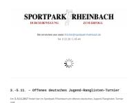 Sportpark Rheinbach