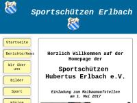 Hubertusschützen Erlbach e. V.