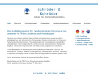 Sprachschule Schröder & Schröder