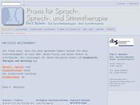 Praxis für Sprachtherapie Elke K. Bücheler