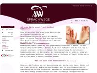 Sprachwege - Praxis für Logopädie