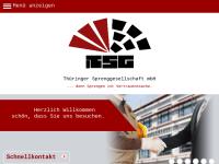 Thüringer Sprenggesellschaft mbH
