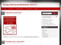 Spvgg Oberhausen / Barbelroth
