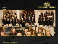 Swissair-Voices