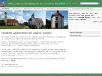Kirchengemeinde St. Cyriakus Strassdorf